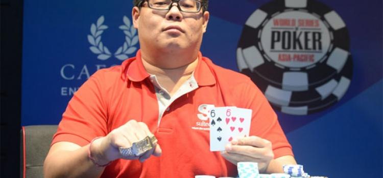 WSOP APAC 2014: LOO GEWINNT EVENT #2