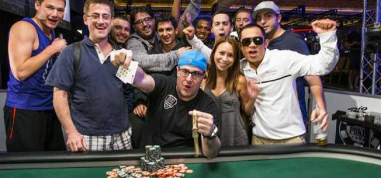 JARED JAFFEE GEWINNT DAS WSOP 2014 – EVENT #58