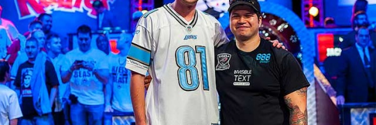 WSOP Final Table – Jay Farber vor der Sensation