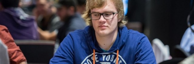 AUSSIE MILLIONS MAIN EVENT TAG 4:  LENNART UPHOFF AM FINALTABLE