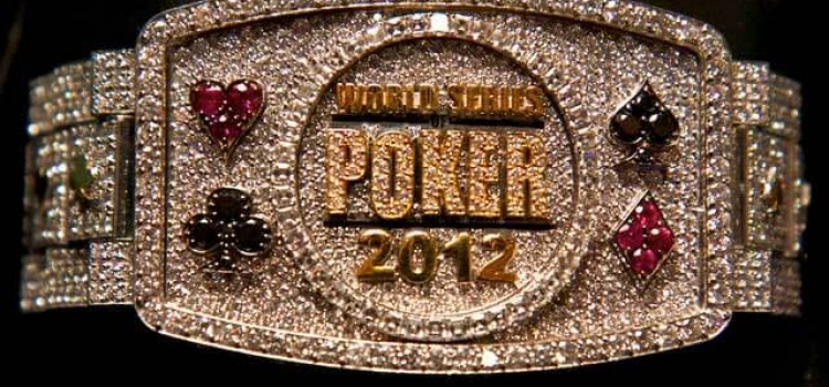 WSOP 2009 – Zeremonie und Nationalhymne für alle Gewinner