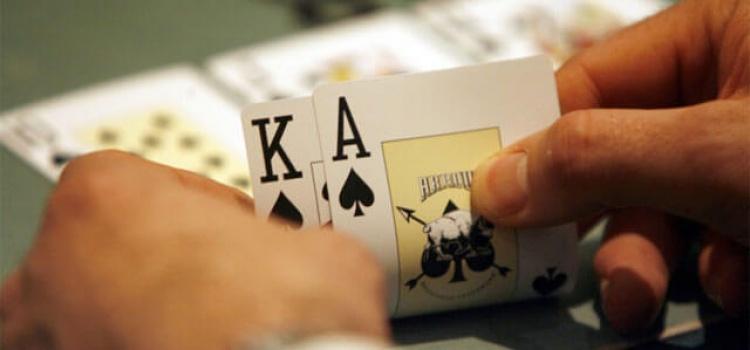 Ein Millionär durch Poker