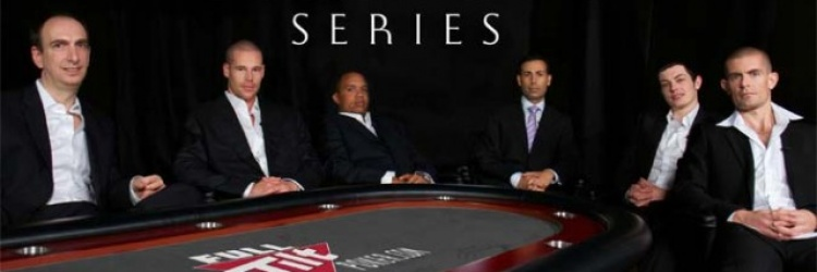 Onyx Cup Serie High Stakes Poker Turnier Format