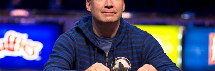 TED FORREST GEWINNT DAS WSOP 2014 – EVENT #7