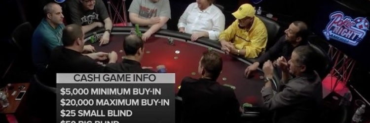 Poker Night in America – Video – The Chainsaw Stops By