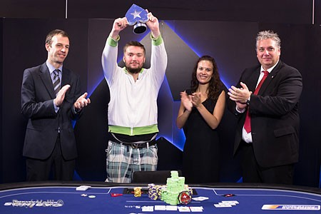 Estrellas Poker Tour: Jahn Soenke gewinnt Main Event