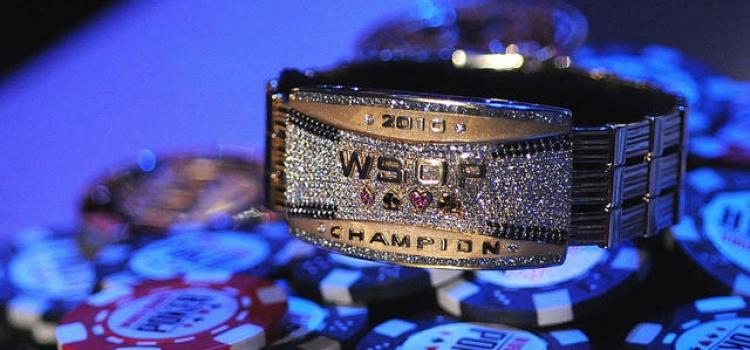 Die Events der WSOP 2010