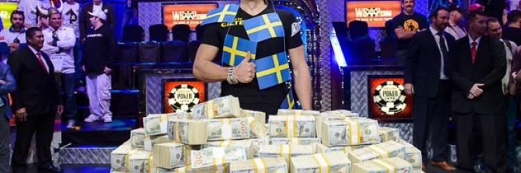 WSOP 2014:  MARTIN JACOBSON GEWINNT MAIN EVENT