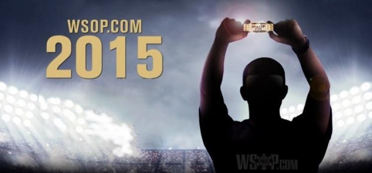 WSOP 2015: ONLINE QUALIFIKATION LAUFEN