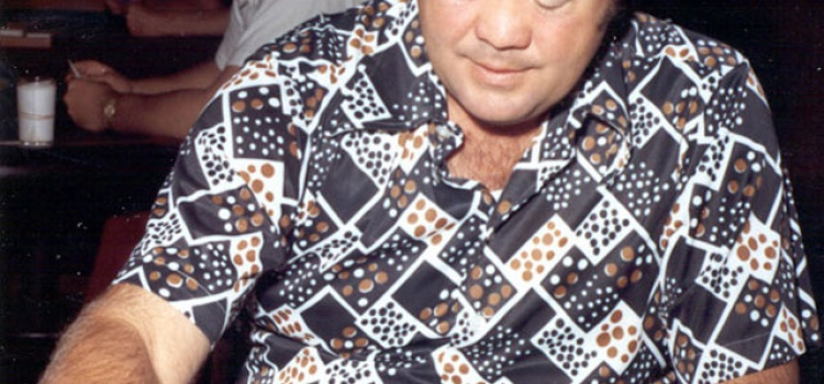 Walter Pearson Poker Spieler