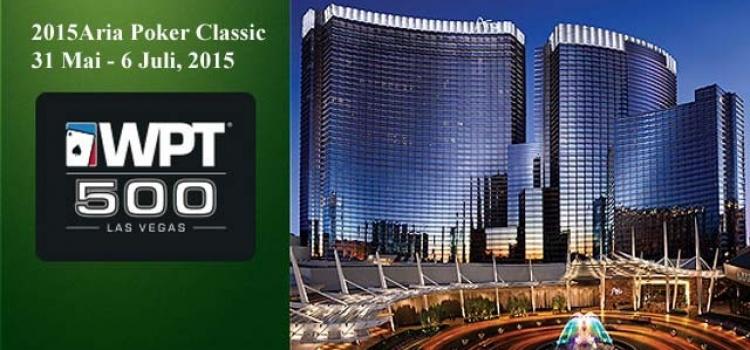 2015 Aria Poker Classic