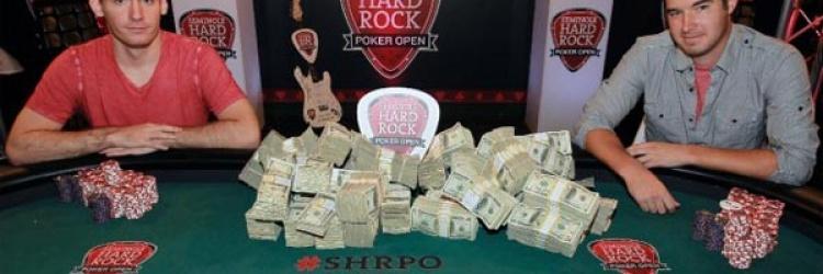Seminole Hard Rock Poker Open, Blair siegt, Bonomo Zweiter