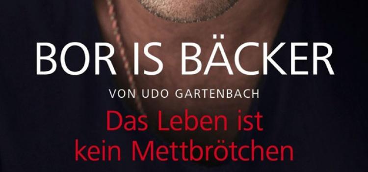 Udo Gartenbach bringt zweites Buch raus