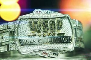 World Series of Poker Bracelet Winner 2013