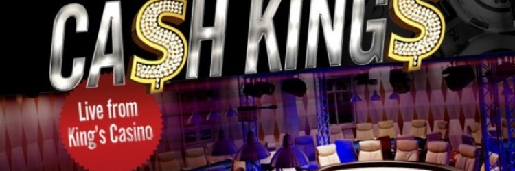 "Live Poker Show ""Cash King's"""