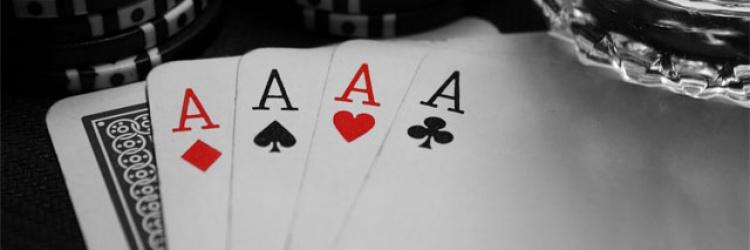 Check – checken – beim Poker