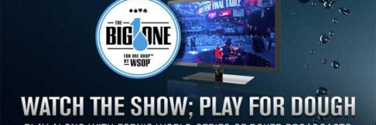 BIG ONE FOR ONE DROP – WSOP 2014 VIDEOS TEIL 5