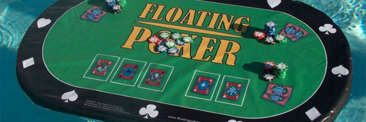 Floating beim Poker