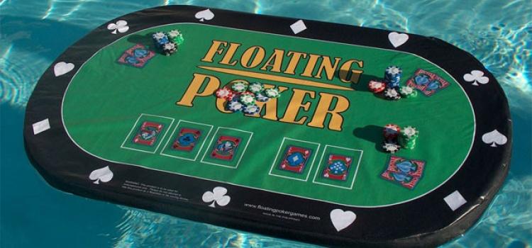 Floating beim Poker