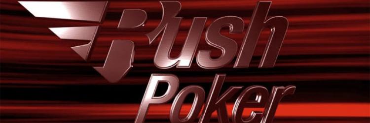 Rush Poker Turniere
