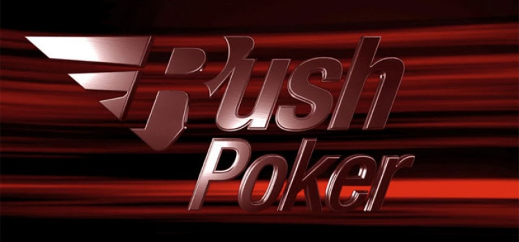 Rush Poker Turniere