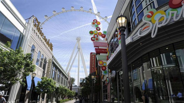 Mit den Las Vegas High Roller hat Sin City ein Neues Wahrzeichen erschaffen