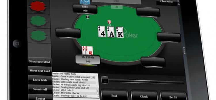 casino online poker touch spiele