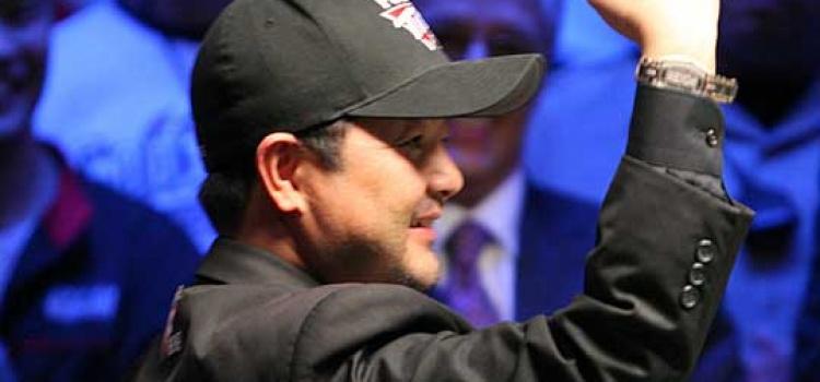 Das jähe Ende eines 2007 WSOP Main Event Gewinners