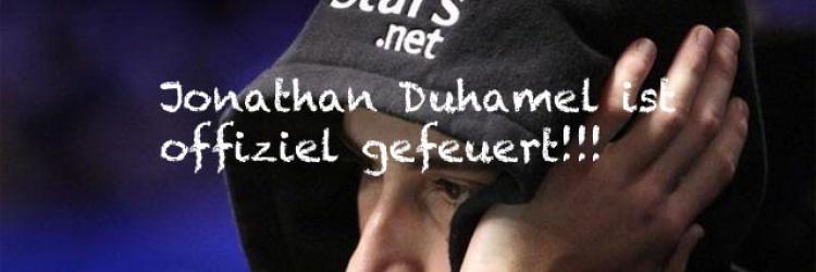 WSOP Weltmeister von 2010: Duhamel von PokerStars gefeuert!