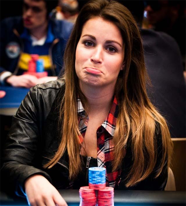 TV-Moderatorin und Friend of PokerStars Natalie Hof ist verliebt in Pius Heinz