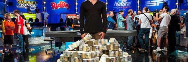 DANIEL COLMAN GEWINNT DAS WSOP 2014 – EVENT #57
