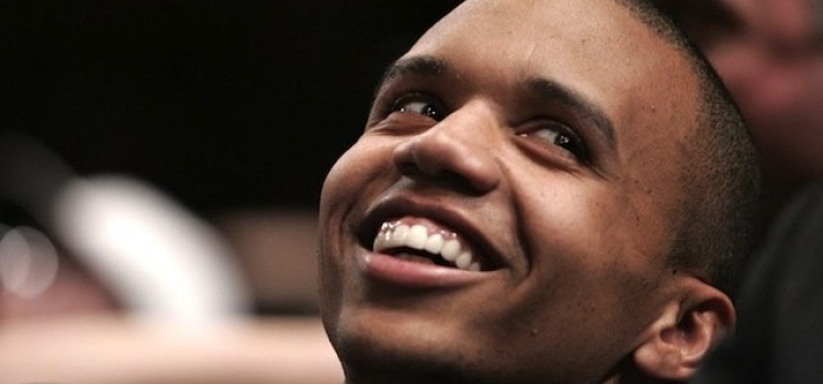 "PHIL IVEY ""The BIGGEST LOSER 2015"""