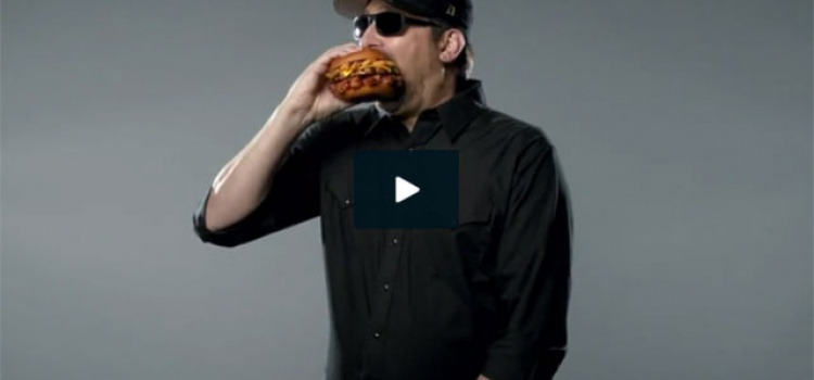 VIDEO: NEUE BURGER-KAMPAGNE MIT PHIL HELLMUT