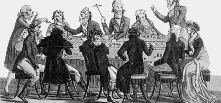Zur Geschichte des Pokerspiels Teil 2 – Wie Poker anfing