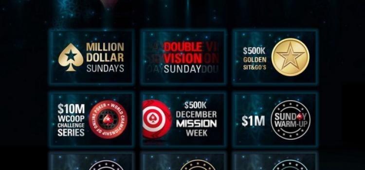 $27 Millionen Poker Dezember Festival