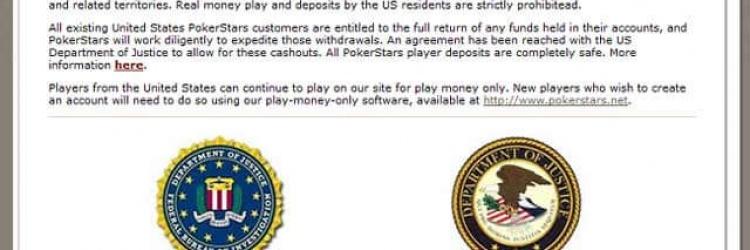FBI verhaftet Top Manager von PokerStars, Absolut Poker und Full Tilt Poker