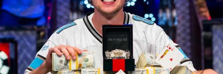 Ryan Riess gewinnt WSOP Main Event 2013