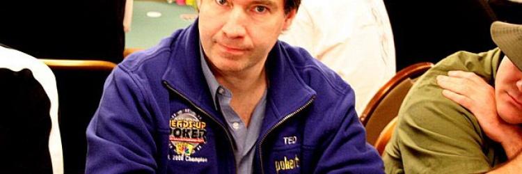 Ted Forrest Poker Spieler