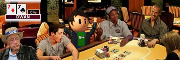 Poker Comedy – The Micros