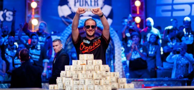 Folge 19 & 20 der WSOP 2012 auf Video