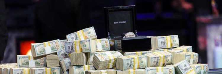 WSOP 2014 MAIN EVENT FINAL TABLE FOLGE 3