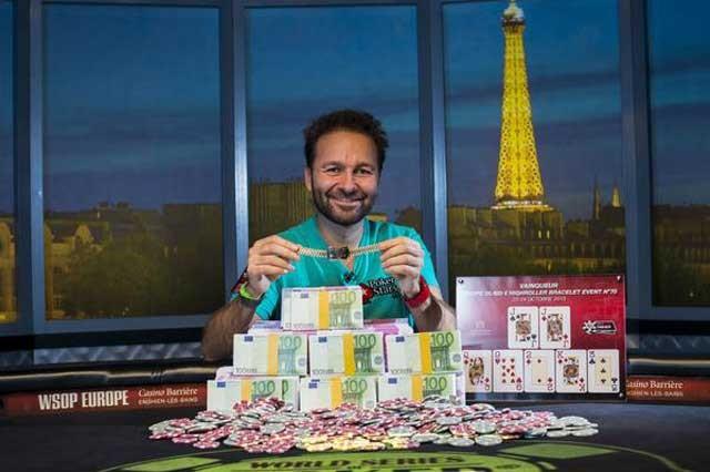 Daniel Negreanu gewinnt WSOP Europe High Roller 2013 und wird zu zweiten mal WSOP Player of the Year