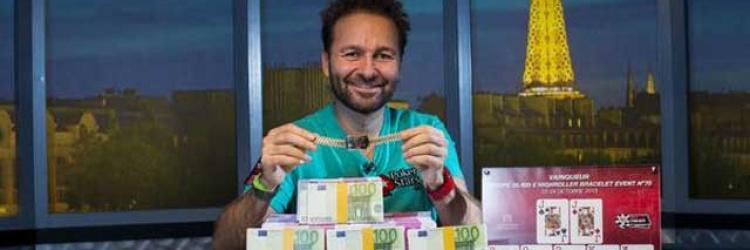 Daniel Negreanu – Kid Poker – Biografie