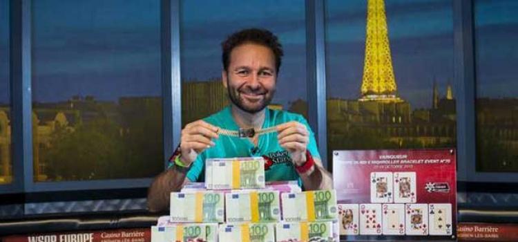 Daniel Negreanu hat WSOP Geschichte geschrieben!
