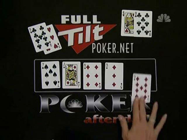 Spannung und Unterhaltung sind bei Poker After Dark garantiert