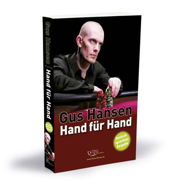 Hand für Hand von Gus Hansen Poker Buch Aussie Millions