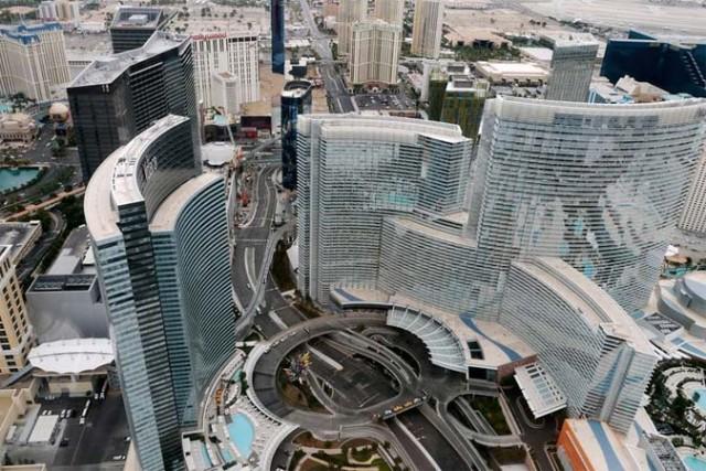 City Center in Las Vegas