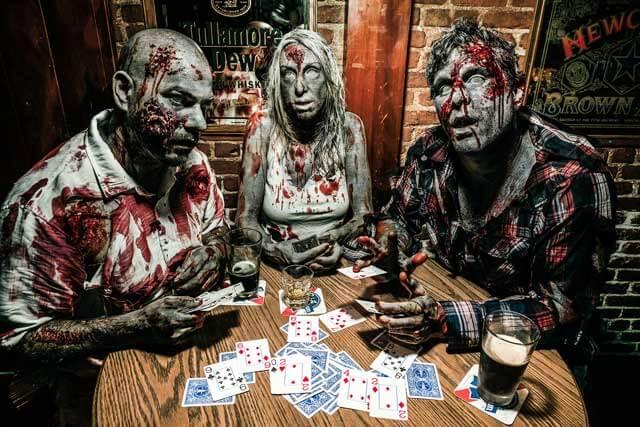 Online Poker Zombies