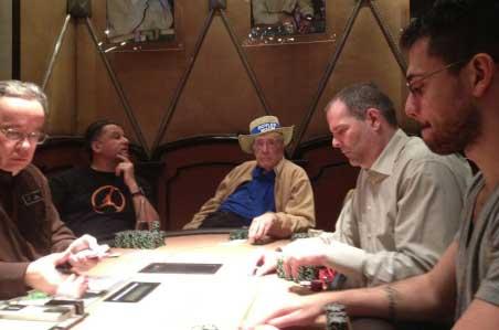 Spielt Howard Lederer bei der WSOP 2013?