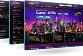 JackpotCity Online Casino Deutschland